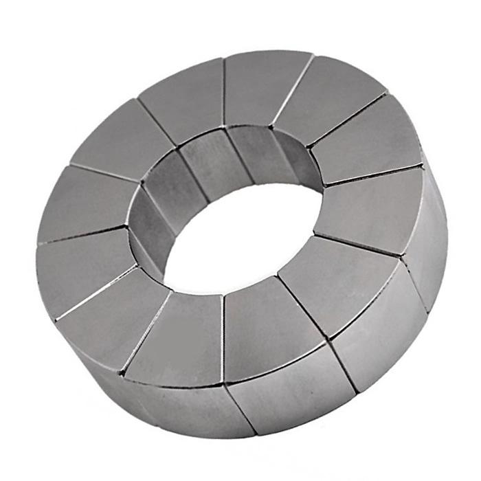Neodymium Segment Motor Encoder Magnets