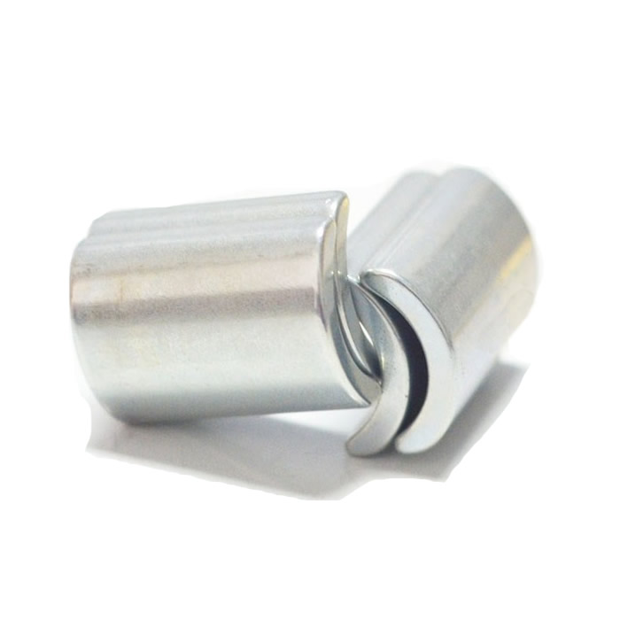 Permanent Magnet for Radial Bearings