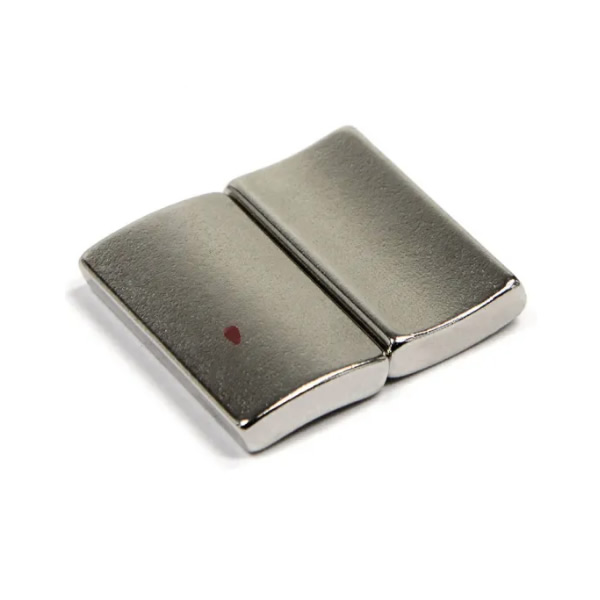 Sintered Neodymium Arc Magnet for AC Motors Encoders