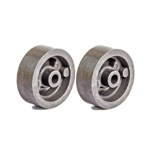 Hybrid Molded Ferrite Magnets