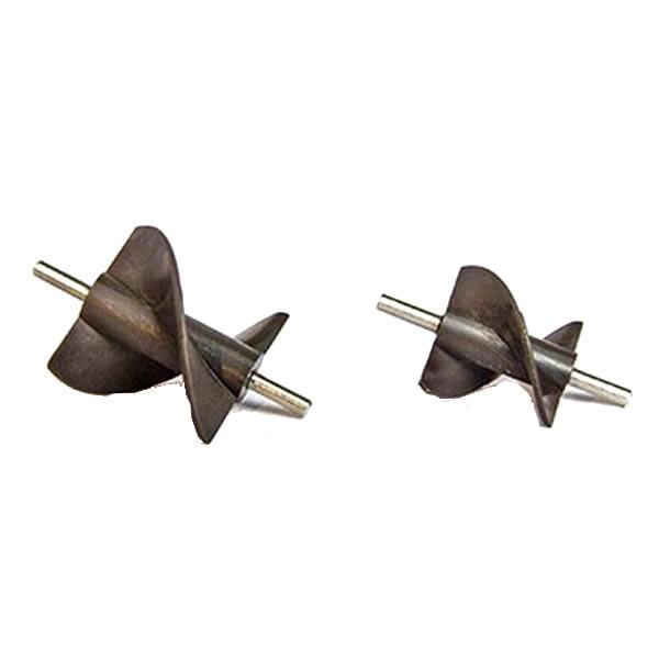 Injection Molding Bonded Flow Sensor Magnets