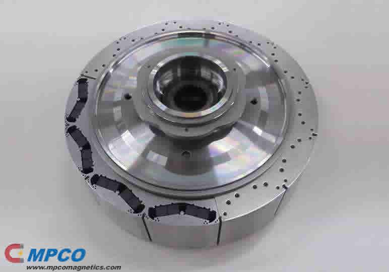 Use New Neodymium Magnet in Hybrid Vehicles of Honda