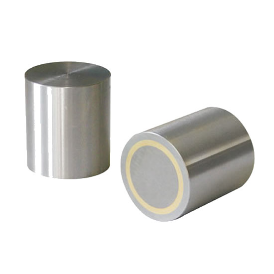 Zinc Plated Alnico Deep Pot Magnets
