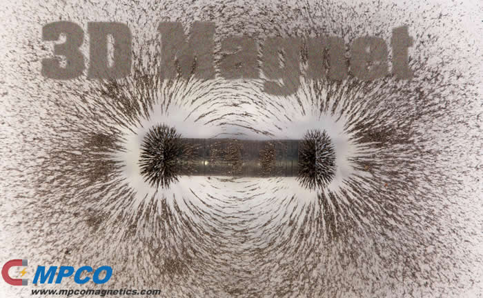 3D-Printed Magnets Replace Rare Earth Magnets