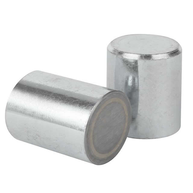 Deep Pot AlNiCo Magnets without Fitting Tolerance