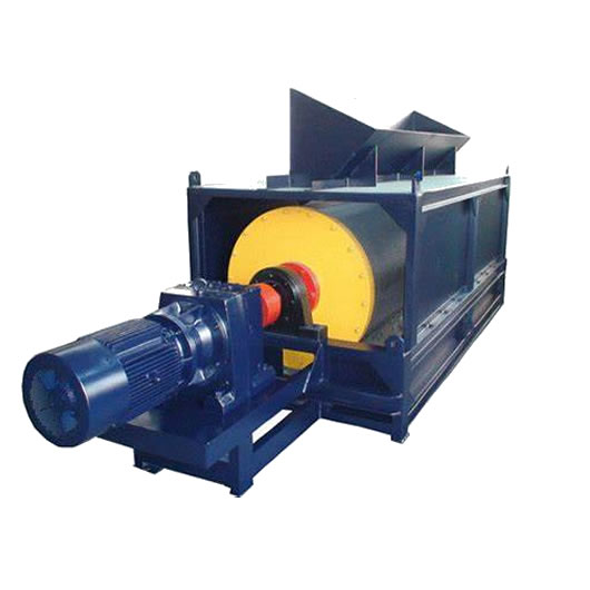 Dry Drum Magnetic Separators