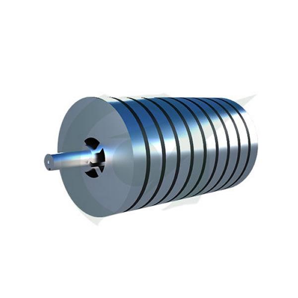Head Roller Magnet Separation