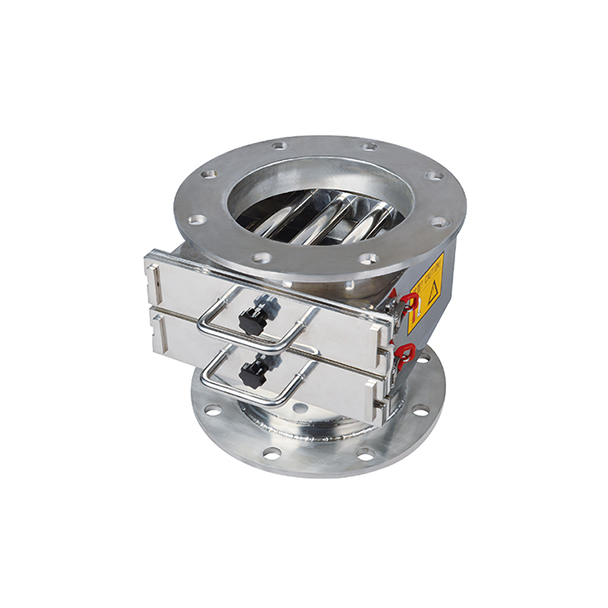 Magnetic Drawer with Round Flange