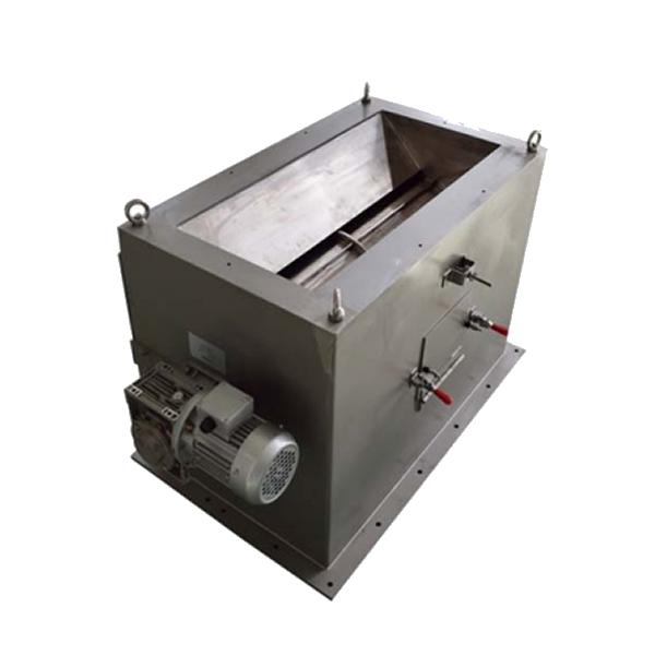 Self Cleaning Magnetic Drum Separator