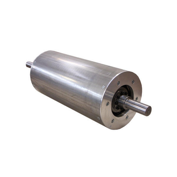 Self Cleaning Pulley Magnet Separator