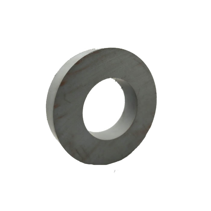 2.4INCH Dia Ring Grade C8 Ceramic Magnets for DIY Loud Speaker