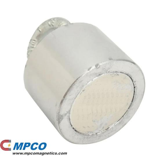 304SS Eyebolt M8 Super Strong Cylindrical Pot Magnet