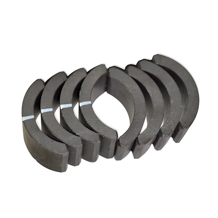 Arc Shaped Actuator C8 Ceramic Magnets