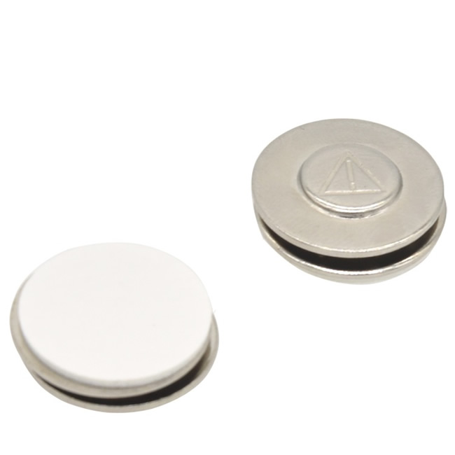 Badge Circle Button Magnets