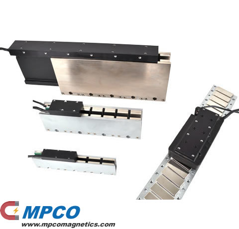 Brushless Linear Motors