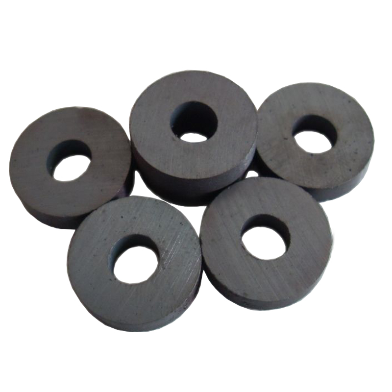 China Factory Directly Selling Ferrite Magnet For Speakers