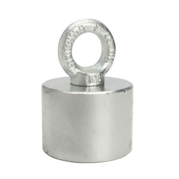 Cylindrical Neodymium Recovery Magnet Metal Detector