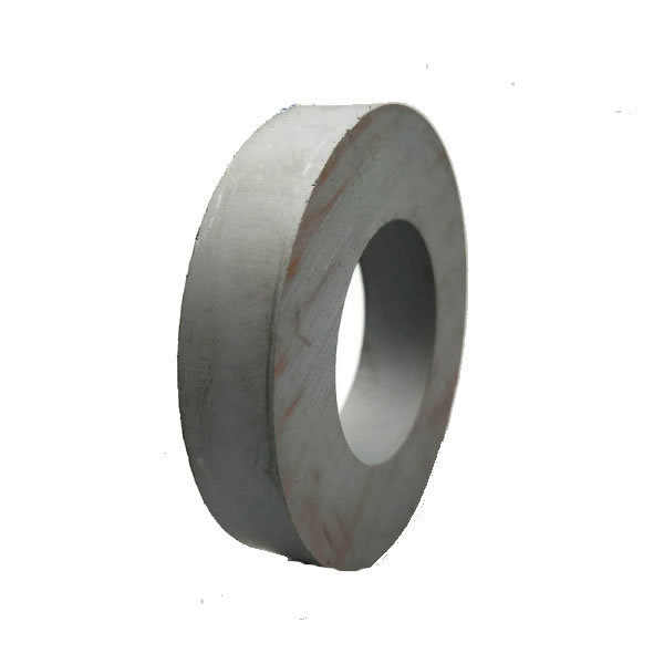 Ferrite Ceramic C8 Ring Axially Magnetization Magnet