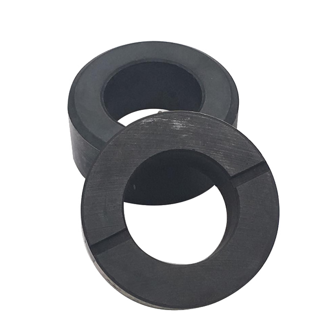 Hard Ferrite Radial Magnetic Ring for Motor Rotor