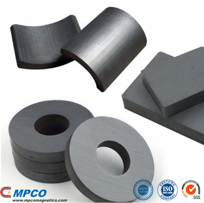 Low Price Cheap Anistropic Ferrite Permanent Magnets