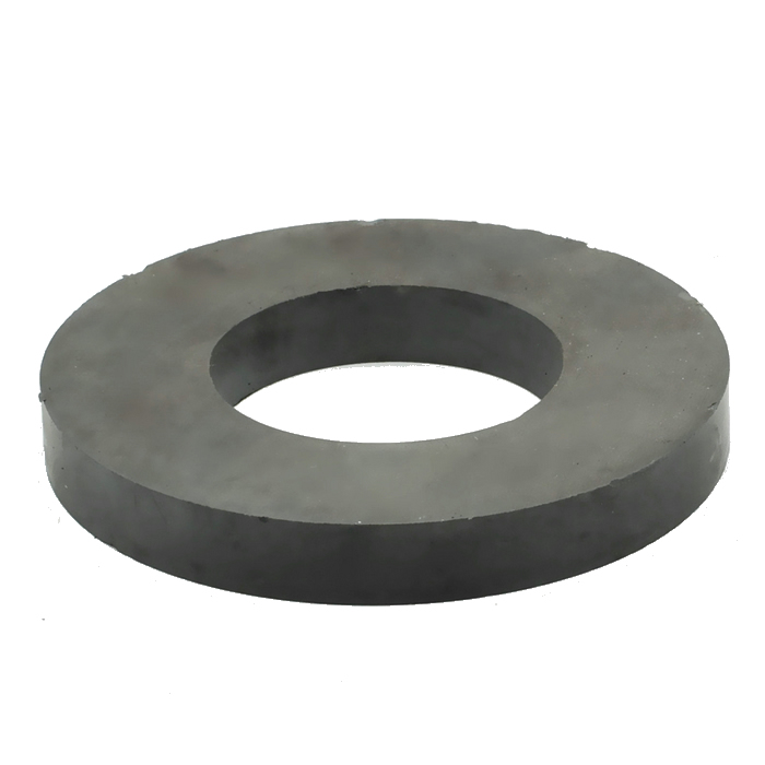 Multipole Ring Ceramic Magnet OD80 x ID40 x T10mm