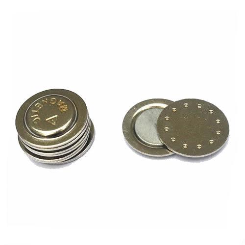 Permanent Neodymium Round Name Badge Magnetic Holder