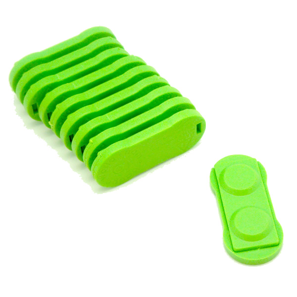 Plastic Badge Magnets for Business