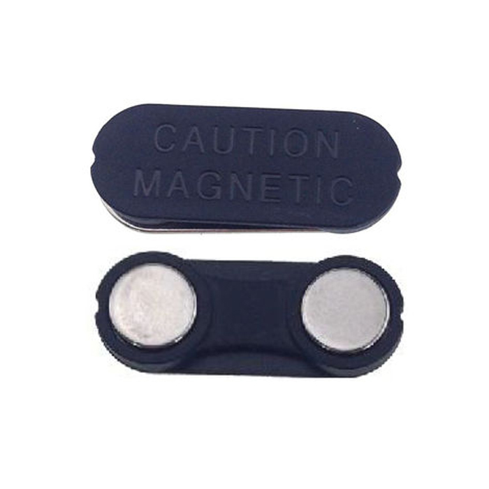 Small Strong Magnetic Badge Name Tag