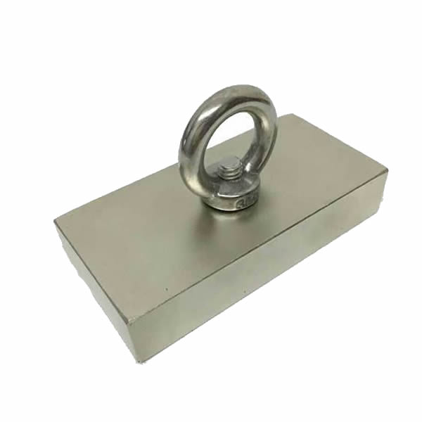 Super Strong Fishing Block Neodymium Retrieval Magnet