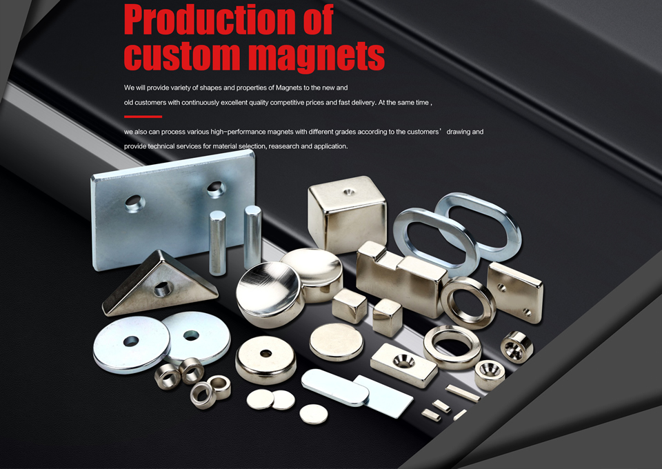 Custom Magnetic Solutions