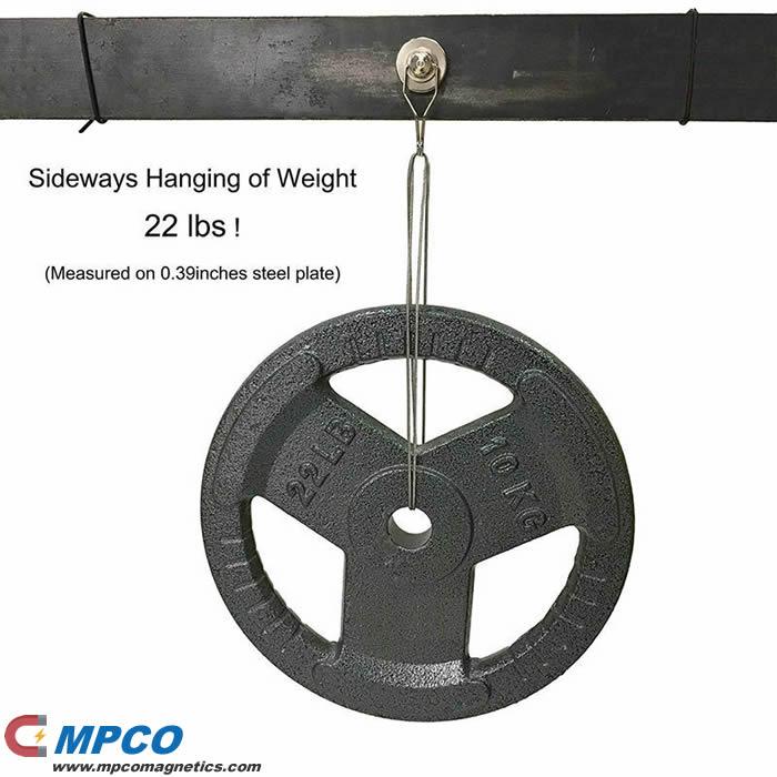 Heavy Duty Hanging Magnet