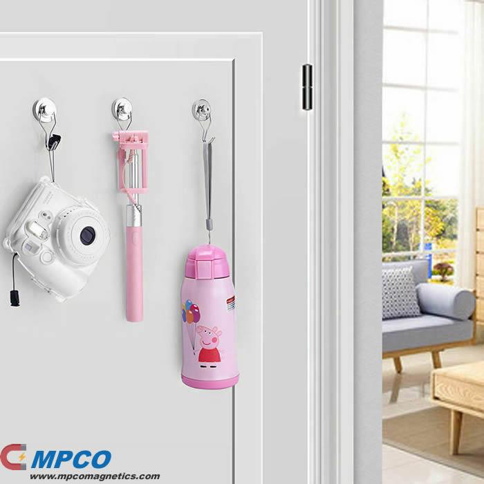Home Used Multipurpose Rotating Hook Magnets