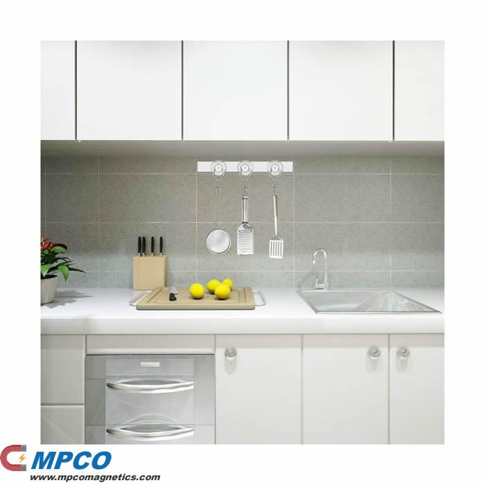 Kitchen Multipurpose Neodymium Magnetic Hooks