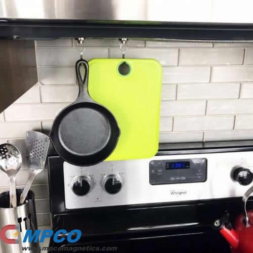Neodymium Magnet SS304Hook for Kitchenware