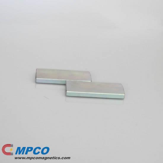 Sintered NdFeB Breadloaf Shape Magnets N38H