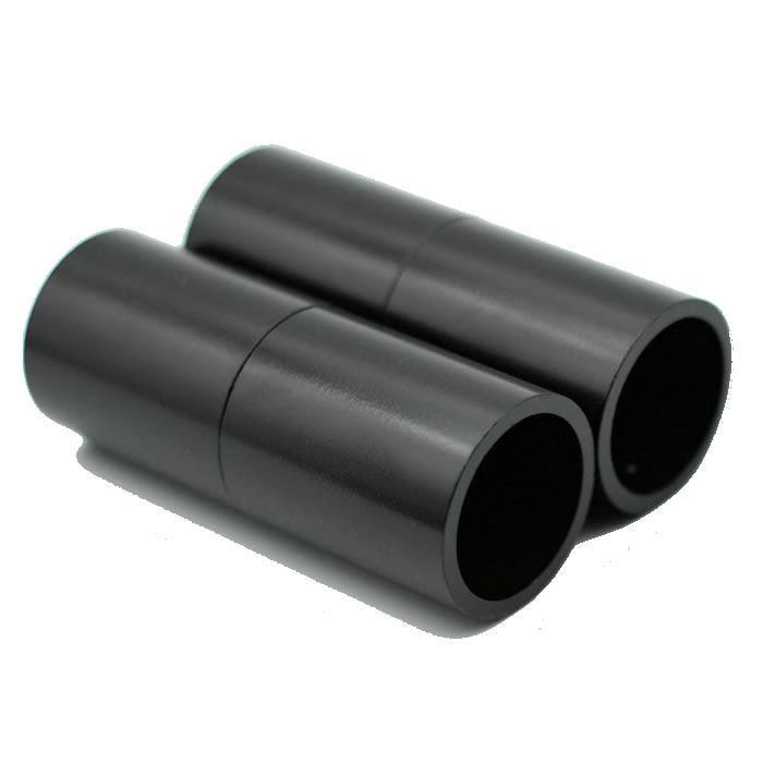 Epoxy Coating Ring Compression Bonded NdFeB Rotor Magnets W 8 Poles