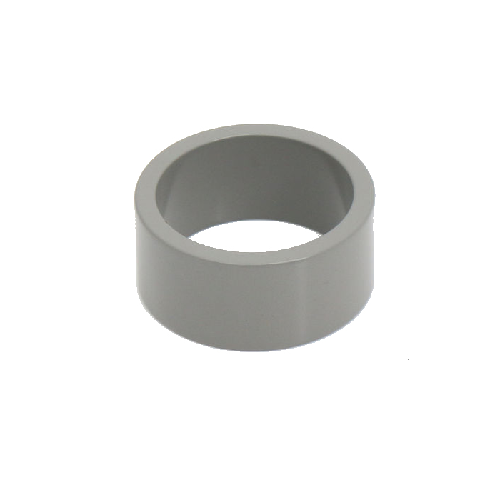 Gray Epoxy Coated Radially Ring Motor NdFeB Magnet N50H