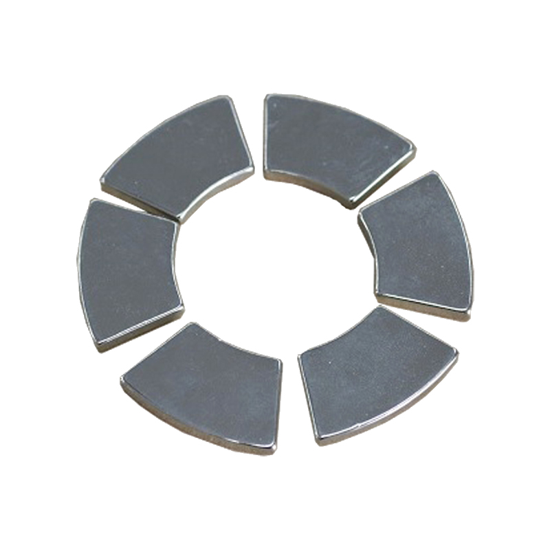 N35TH Segment Sector Neodymium Permanent Magnets for HVAC Motor