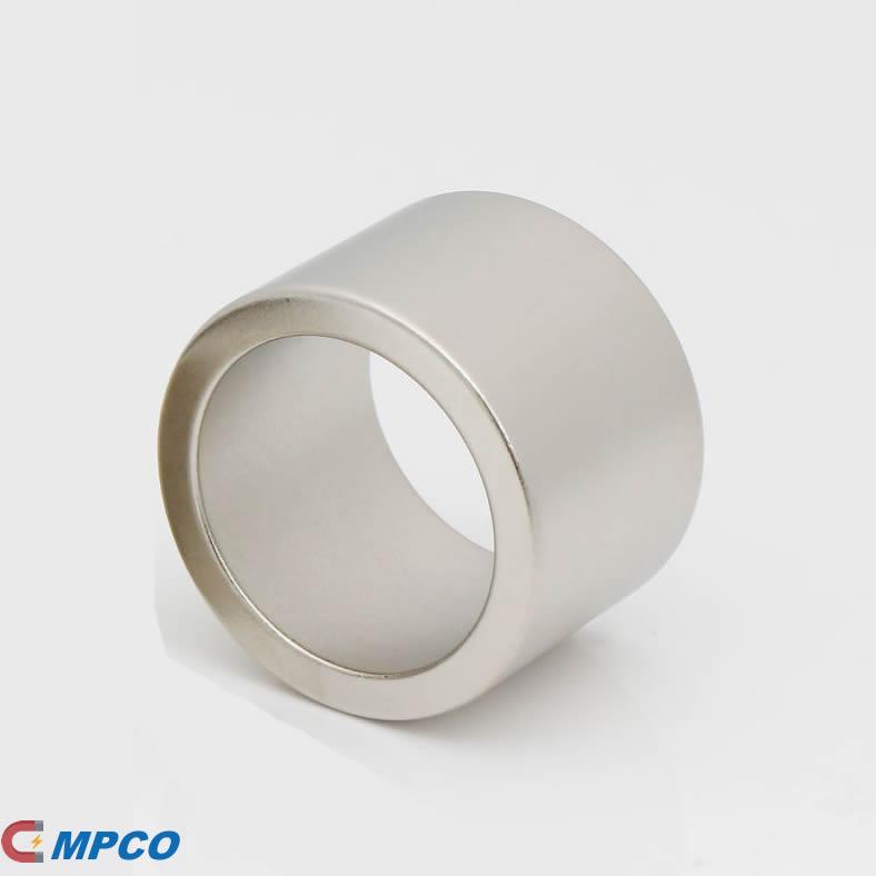 N48SH Multipole Ring Magnetized Neodymium Rare Earth Magnet