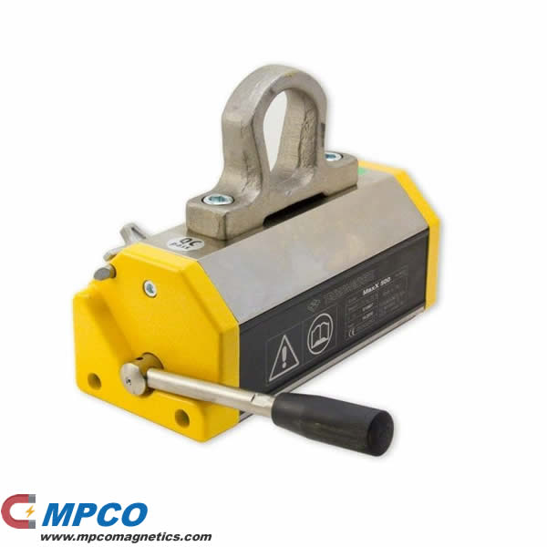 Operate the Powerful Mini Auto ONOFF Lifting Magnets