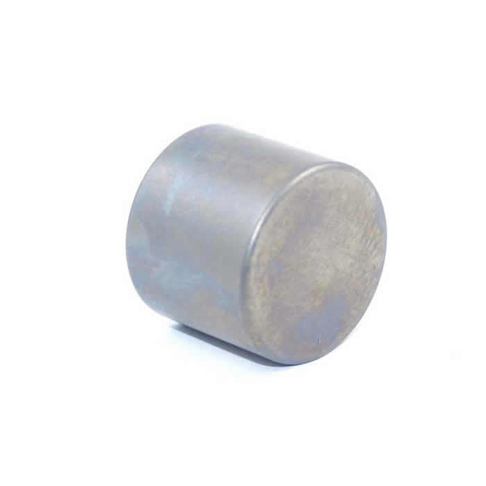 Rare Earth NdFeB Disc Cylindrical Magnet N48M Color Zinc Plating
