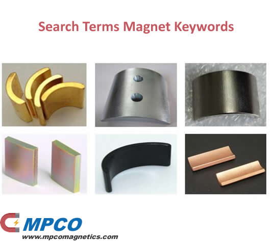 Search Terms Magnet Keywords in MPCO