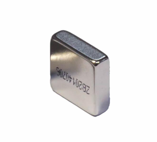 Sintered NdFeB EV Magnet Block N33EH