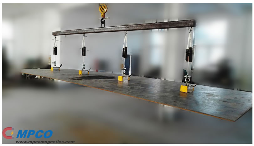 Where Permanent Lifting Magnets Can Be Applied