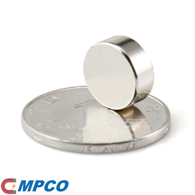 Dia12x5mm N50 Strong Disc Rare Earth Neodymium Magnet
