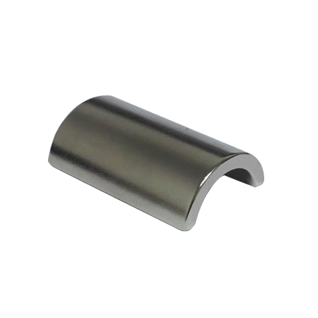 N50 Sintered Neodymium Arc Magnet
