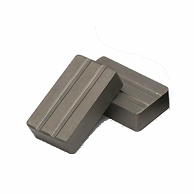 Phosphate Plated Wind Turbine Block Magnets N52