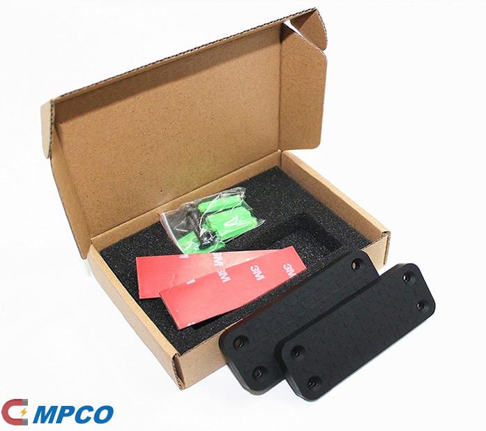 Amazon Hot Sale Rubber Coated Gun Mount Magnet - Magnets ...
