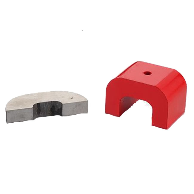 C Shape AlNiCo Industrial Magnets