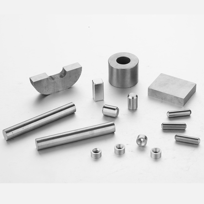 Custom Made Various Shaped AlNiCo Magnets